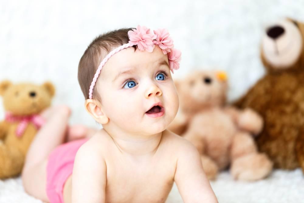 新生儿需要重点呵护的八大身体部位